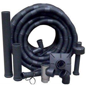 PP flexibel voor condensatieketel