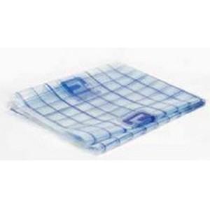 PVC folie met rastermotief voor vloerverwarming