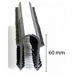 acker 60 mm voor vloerverwarming