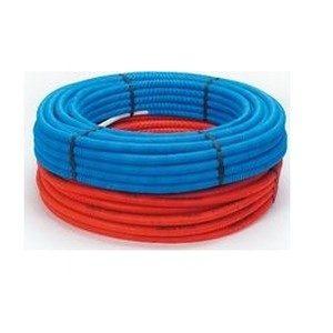 Begetube Alupex buis 20x2 mm + isolatie blauw_m (806342050)