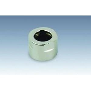 Begetube klemkoppeling chroom Koper M24 x15 (502570212)