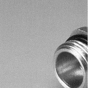 Begetube stop met O-ring 3_8 (510000003)