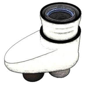 Bulex-08511800-overgangstuk-2x80-naar-80_125-mm