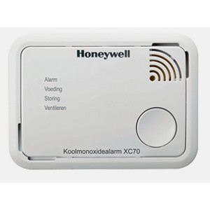 Honeywell-XC70NEFR--CO-detector