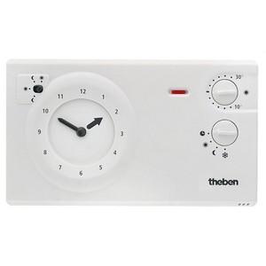 Theben-RAM784R--Ruimtethermostaat-met-analoge-klok