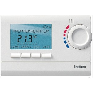 Theben-RAM811TOP2--Digitale-Basic-ruimtethermostaat-3-programma's