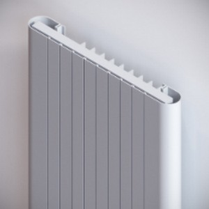 Aluminium design radiatoren