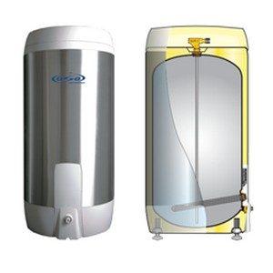 Elektrische boiler inox Agri toepassing