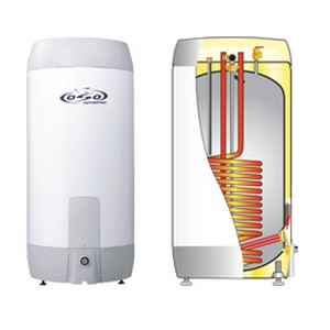 Oso boiler BAOSC150-B