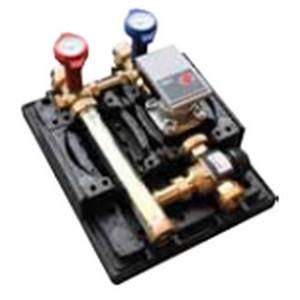 Watts Industries Pompgroep met mechanische mengmodule en Wilo pomp Flowbox HKF 8180 (10027335)