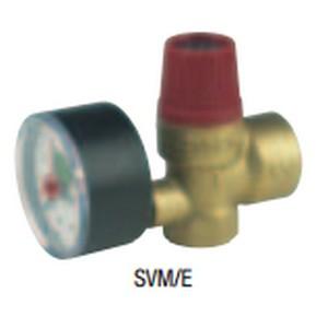 Watts Industries Veiligheidsventiel verwarming SVM (0215730)