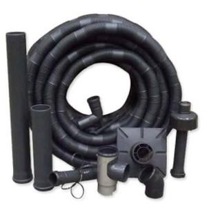 condensatie rookkanalen PPS flexibel
