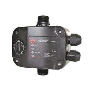 Presscontrol 230V met instelbare startdruk
