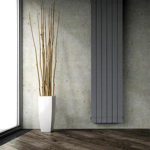 Verticale elektrische radiator